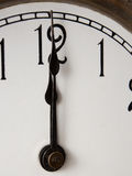 Twelve o'clock Royalty Free Stock Photos