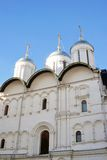 Twelve spostles church. Moscow Kremlin. UNESCO Heritage Site. Stock Images
