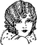 Twenties Beauty Royalty Free Stock Photos