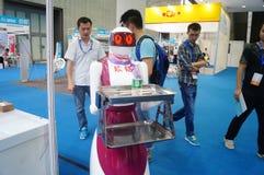 Twentieth Chiny Elektronicznej inżynierii wydarzenie fotografia stock