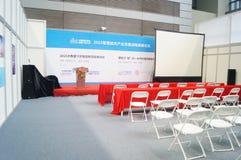 Twentieth IIC-China Electronic Engineering event Royalty Free Stock Photography