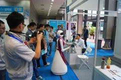 Twentieth IIC-China Electronic Engineering event Royalty Free Stock Photo