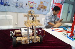 Twentieth IIC-China Electronic Engineering event Royalty Free Stock Photos
