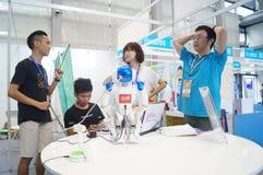 Twentieth IIC-China Electronic Engineering event Stock Photography