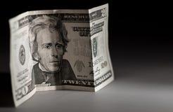 Twenty Bucks Royalty Free Stock Images