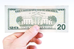 Twenty dollars Stock Images