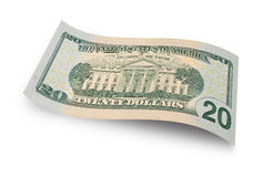 Twenty dollars bill Stock Images