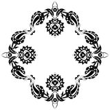 Twenty eight series designed from the ottoman pattern Stock Photos
