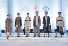 Twenty-eighth series city constant-Fashion Show Stock Photo