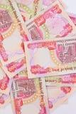 Twenty five thousand notes. Background of twenty five thousand iraqi dinar notes Royalty Free Stock Photo