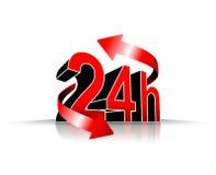 Twenty-four Lizenzfreies Stockfoto