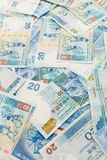 Twenty Hong Kong dollar Stock Photography