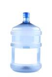 Twenty littles water plastic can. Stock Photos