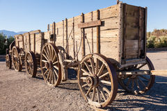 Twenty-mule team Stock Image