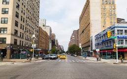 Twenty Third Street -New York City Royalty Free Stock Photography