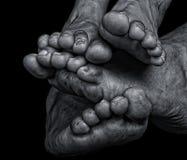 Twenty Toes Stock Images
