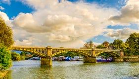 Twickenham桥梁 免版税库存照片