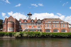 TWICKENHAM, MIDDLESEX/UK - MAY 8 : St James Independent School f Royalty Free Stock Photo