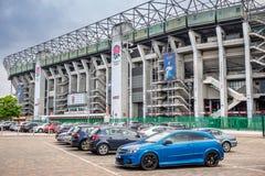 Twickenham Stadium Stock Images