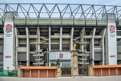 Twickenham Stadium royalty free stock images