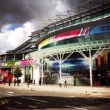 Twickenham Stadium rugbyvärldscupmötesplats 2015 Arkivfoto