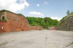 Twierdza Klodzko citadel Stock Image