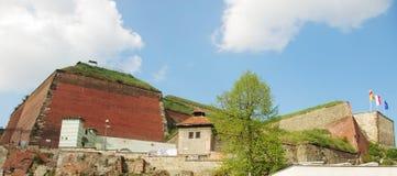 Twierdza Klodzko citadel panoramic view Royalty Free Stock Photo