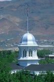 Twierdzić Capitol Nevada Obrazy Royalty Free