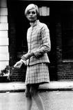 Twiggys在1965年首先射击 库存图片