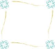 twiirly框架照片向量 皇族释放例证