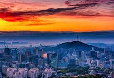 Twilight небо стоковое фото rf