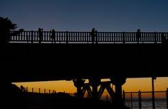 Twilight тени Стоковая Фотография RF
