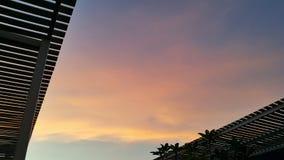 Twilight цвет Стоковые Изображения