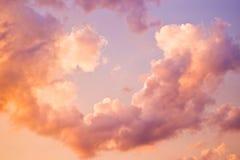 Twilight Himmel lizenzfreie stockfotos