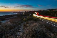 Twilight in Orange County Stock Images