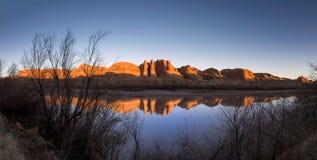 Kane Creek, Utah Royalty Free Stock Photography