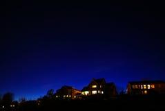 Twilight's Glow Stock Photos