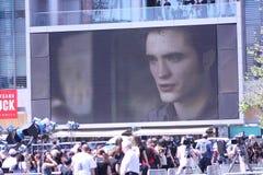 Twilight Saga: Eklipse lizenzfreies stockbild