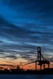 Twilight sky, Royalty Free Stock Image