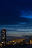 Twilight sky, Stock Images
