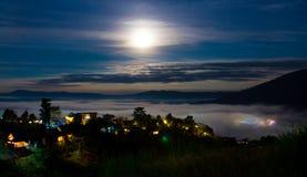 Twilight sunrise Royalty Free Stock Images