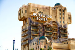 The Twilight Zone Tower of Terror Hollywood Tower Hotel Stock Photos