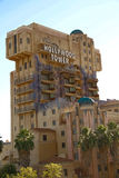 The Twilight Zone Tower of Terror Hollywood Tower Hotel i Royalty Free Stock Photography