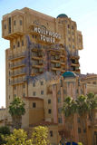 The Twilight Zone Tower of Terror Hollywood Tower Hotel i Stock Photos