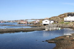 Twilingate,newfoundland,canada Royalty Free Stock Images