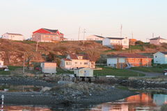 Twilingate,newfoundland,canada Stock Photos