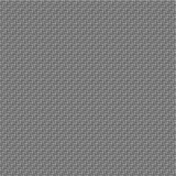 Twill textile grey. Seamless texture of light grey fabric woven in 2/2 twill pattern on black. Designed for use as texture in 3d modeling, 25x25 tiles Royalty Free Stock Image