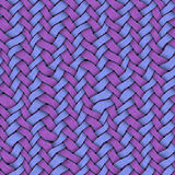 Twill texture Stock Image