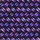 Twill Weave Texture. Seamless Multicolor Pattern. Twill Weave Texture. Abstract Geometric Background Design. Seamless Multicolor Pattern Stock Images
