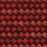 Twill Weave Texture. Seamless Multicolor Pattern. Royalty Free Stock Photography